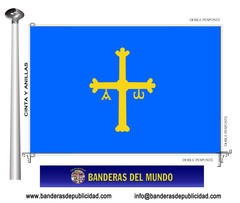 Bandera Autonómica de Asturias