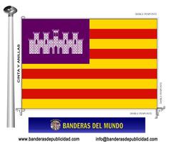 Bandera Autonómica de Baleares