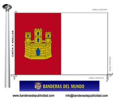 Bandera Autonómica de Castilla la Mancha