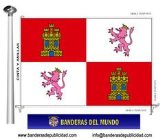 Bandera Autonómica de Castilla León