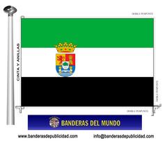 Bandera Autonómica de Extremadura