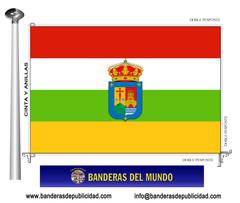 Bandera Autonómica de La Rioja