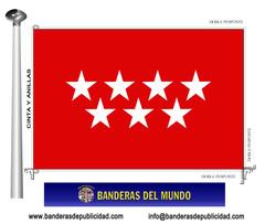 Bandera Autonómica de Madrid