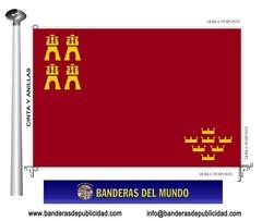 Bandera Autonómica de Murcia