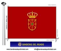 Bandera Autonómica de Navarra