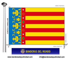 Bandera Autonómica de Valencia