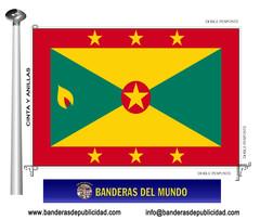 Bandera país de Granada
