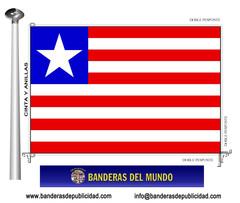 Bandera país de Liberia
