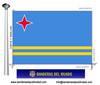 Bandera País d'Aruba.