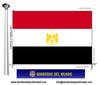 Bandera País d'Egipte.
