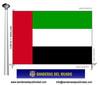 Bandera País d'Emirats Àrabs.