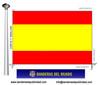 Bandera País d'Espanya sense escut.