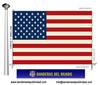 Bandera País d'Estats Units.
