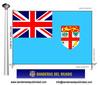 Bandera País d'Fiji.