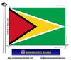 Bandera País d'Guyana.