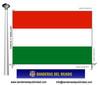 Bandera País d'Hongria.