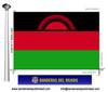 Bandera País d'Malawi.