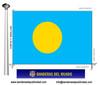 Bandera País de Palau República.