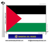 Bandera País de Palestina.