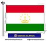 Bandera País d'Tajikistan.