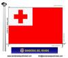 Bandera País de Tonga.