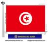 Bandera País de Tunez.