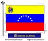 Bandera País de Venezuela C/E.
