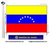 Bandera País de Venezuela.