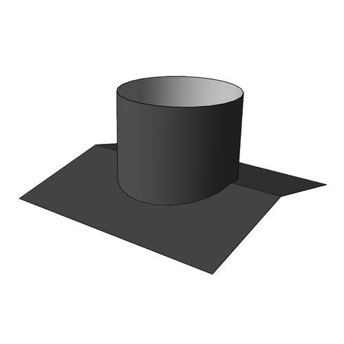Cubreaguas para tejado a dos aguas