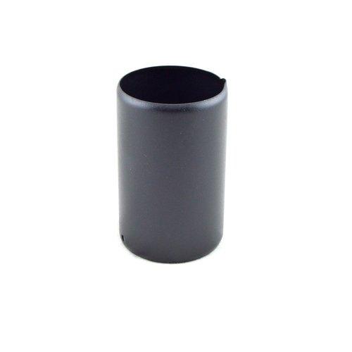manguito macho macho tubo pellet 80 mm