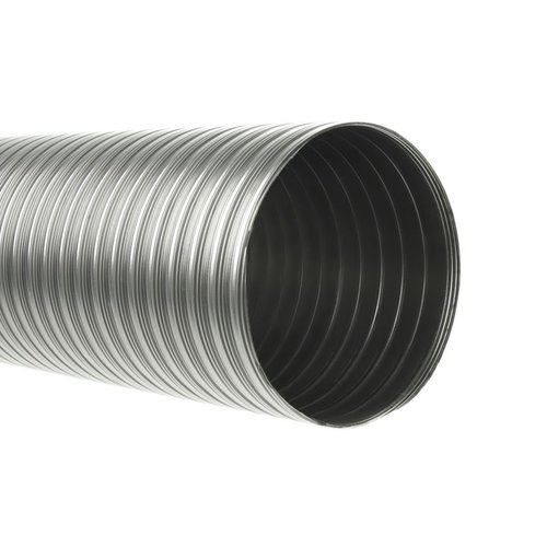 Tubo flexible inox 150 doble capa.