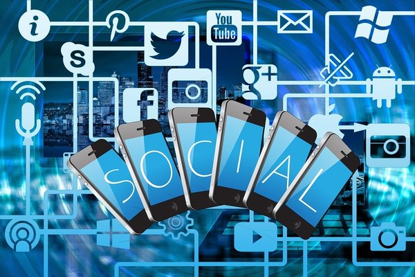 Social media e Internet