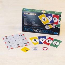 Cuboro Tricky Ways Cards - las cartas que reorganizan el juego