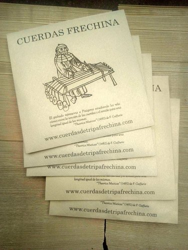 la (3) / contrabajo / la (3) / contrebasse