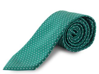 Corbata lunar verde
