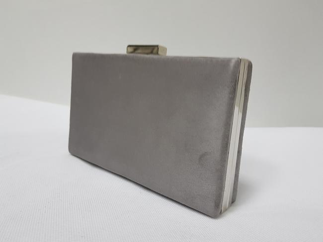 Bolso de fiesta gris