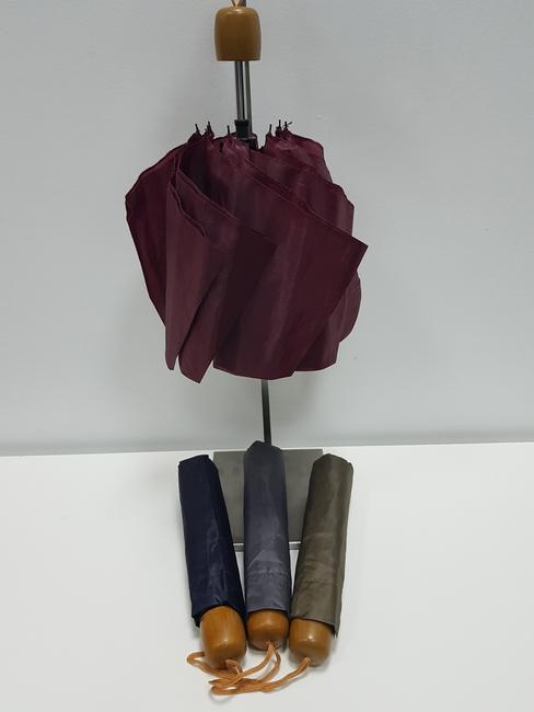Mini paraguas liso (varios colores)