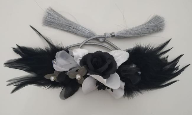 Cinturón de fiesta y plumas Ref. 043