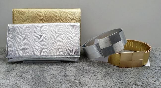 Sobre de fiesta metalizado plata