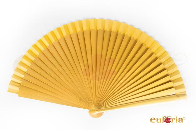 Abanico dorado