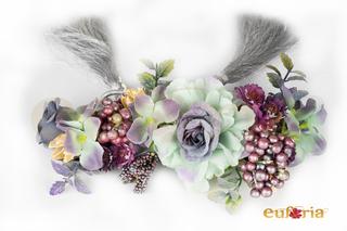 Cinturon de fiesta y flores Ref. 881
