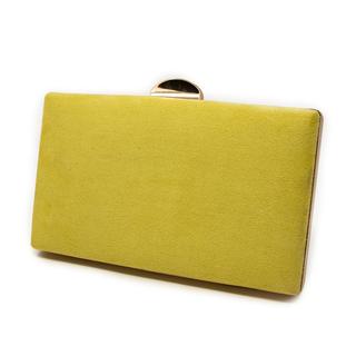 Bolso de fiesta amarillo
