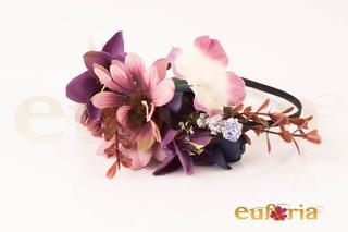 Diadema de flores Ref. 01