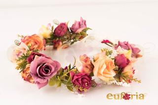 Tiara / Corona de flores Ref.004