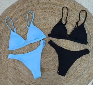 Bikini canale 2 piezas
