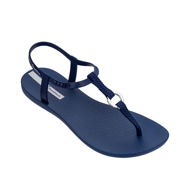 Sandalias Ipanema tira (disponible en mostaza, azul marino, nude y rojo)
