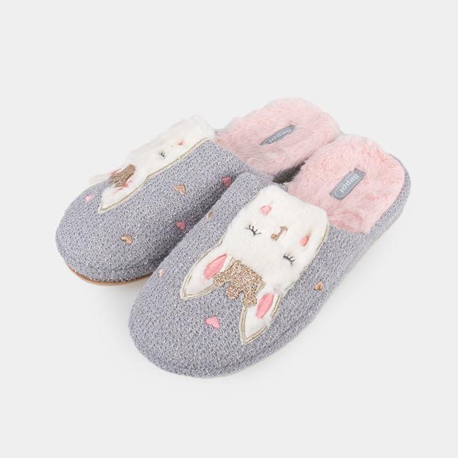 Zapatillas conejo