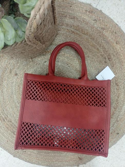 Maxi bolso red caldera