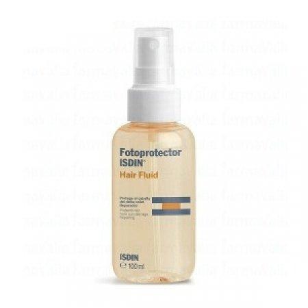 ISDIN SPF-15 Hair Fluid. Spray capilar