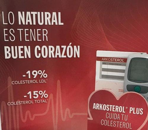 Arkosterol plus con CoQ10
